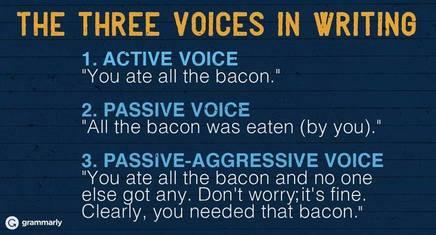 Bacon Grammar!