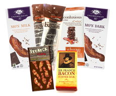 Extreme Bacon Chocolate Sampler Gift Pack!