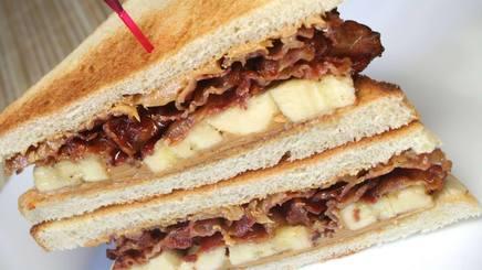 The Elvis Sandwich!