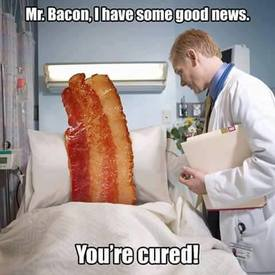 He's Cured!