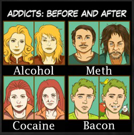 Bacon Addicts!