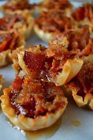 Maple Caramel Bacon Crack Bites!