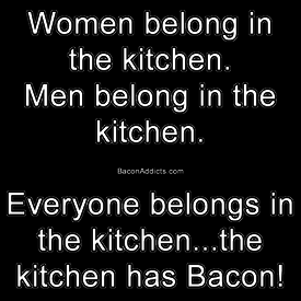 Makin Bacon?