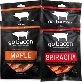Bacon On The Go!