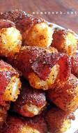 Sweet Bacon Tater Tots!