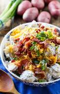 Bacon Ranch Potato Salad!