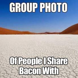 Share My Bacon?