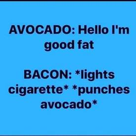 Ba'con Bad!