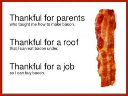 Bacon Thanks!