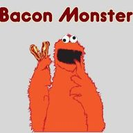 Bacon Monster!