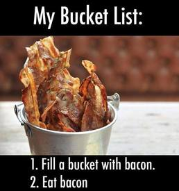 Got A Bucket List?