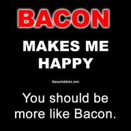 Bacon Me Happy!