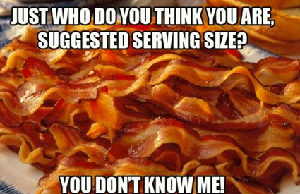 Serving Size!