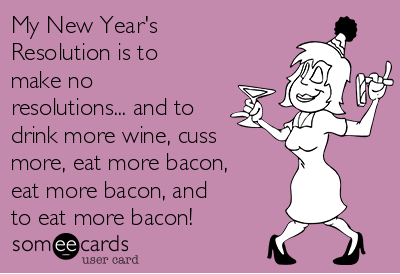 I Am Resolved. New Year...new Me!!