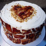 Maple Bacon Breakfast Cake!