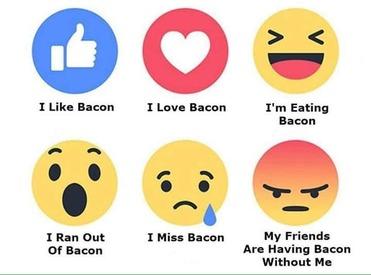 Bacon Emoji.