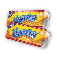 Kava Kava Candy - Stress Relief Tablets - Orange Flavor (2 Packs)