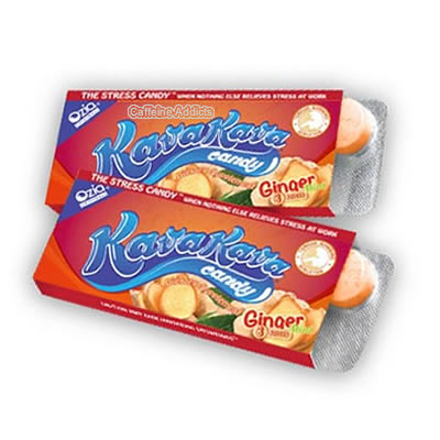 Kava candy 2 pack ginger