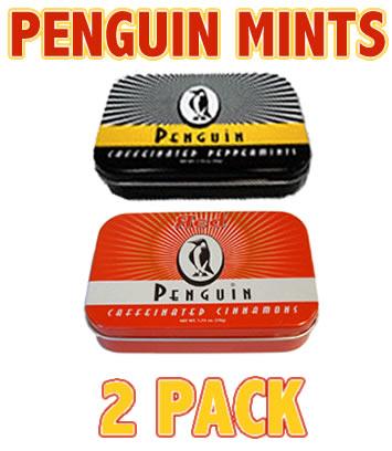 Penguin mints two