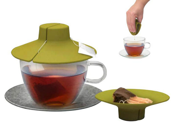 Tea bag buddy features