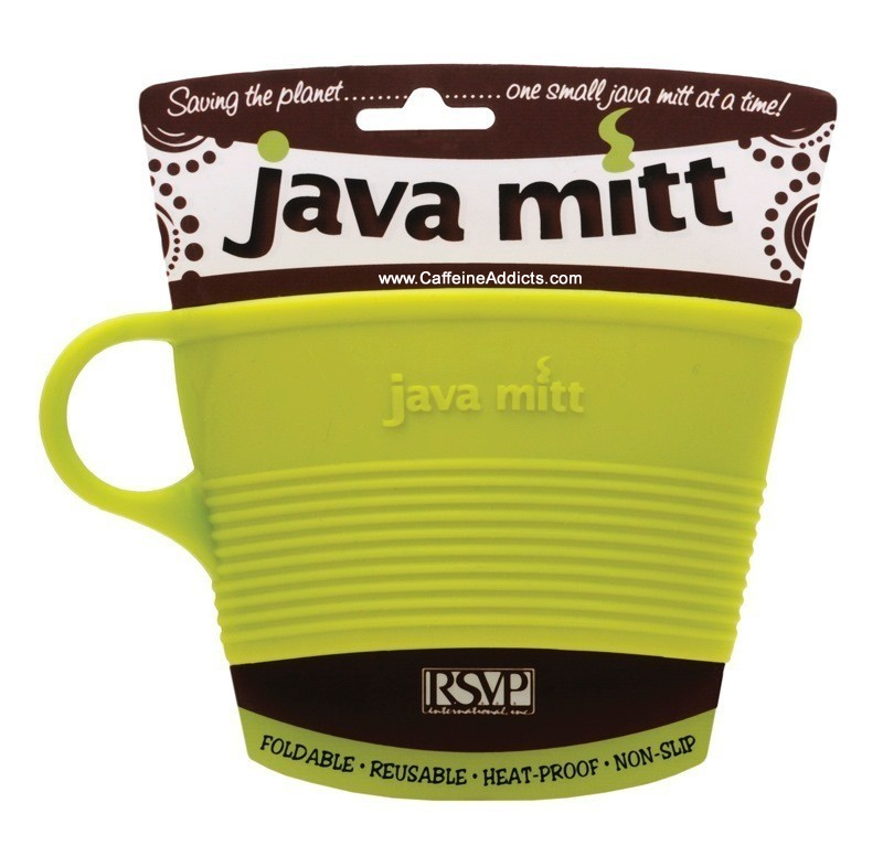 Java mitt alone