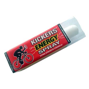 Kickers Energy Spray Extra Strength Sprayable Caffeine Shot