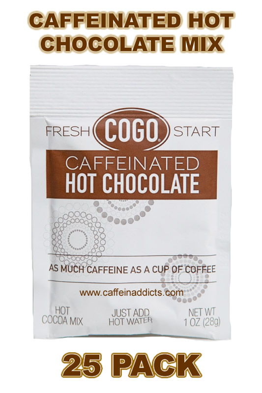 Cogo hot chocolate 25pack