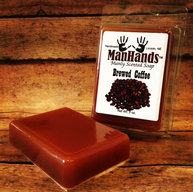 Coffee Soap - Brewed Coffee Scented Hand & Bath Soap (3 oz bar)