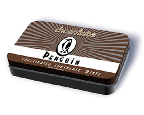 Penguin chocolate mints