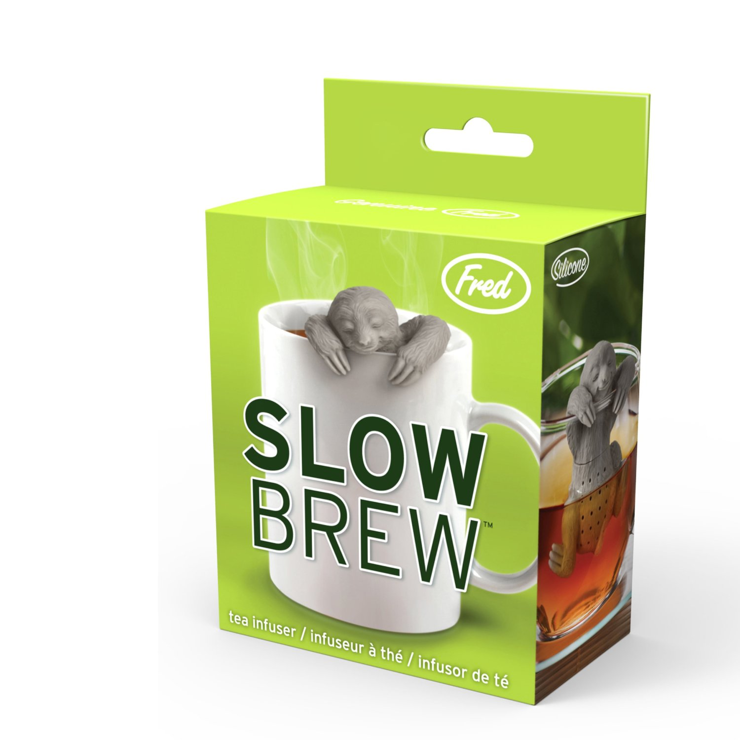 Slow brew box