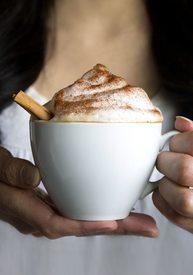 Easy Almond Milk Cappuccino!