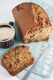 Coffee Nfused Banana Bread!