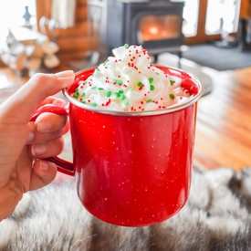 Santa's Christmas Coffee!