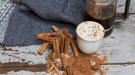 Spiced Winter Coffee!