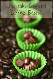 Diy Chocolate Covered Coffee Beans!