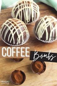 Mocha Coffee Bombs!