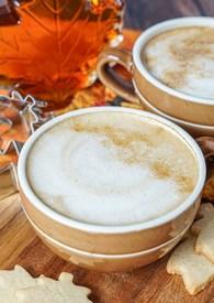 Maple Cinnamon Latte!