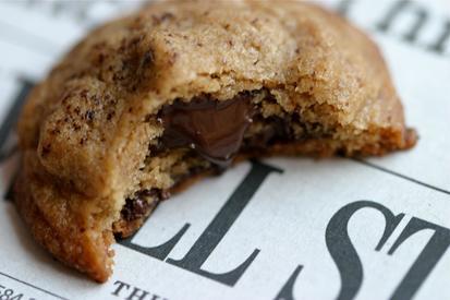 Caffeine Surprise Cookies!