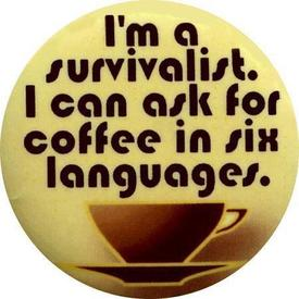 Happy Friday! Who Could Survive Without Coffee?