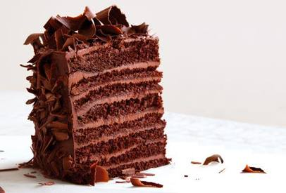 Red Eye Devil's Food Cake!