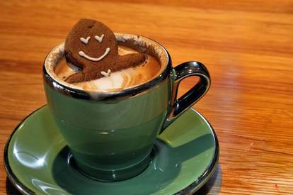 Gingerbread Coffee!