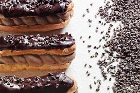 Chocolate & Coffee Eclairs!