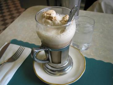 Coffee Ice Cream Soda!!