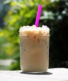 Creamy Iced Cofeee!