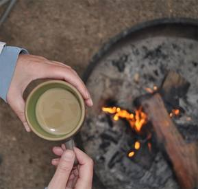 Campfire Coffee!