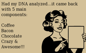 Coffee Dna!