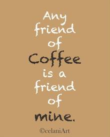 Friends For Coffee?