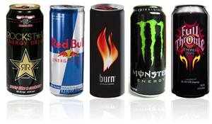 Energy Drinks!