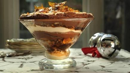 Chocolate Coffee Trifle!