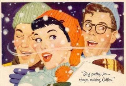 Caroling?!